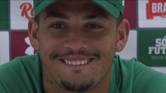 Em boa fase, Luciano defende o Flu contra a Cabofriense neste domingo (10/03)