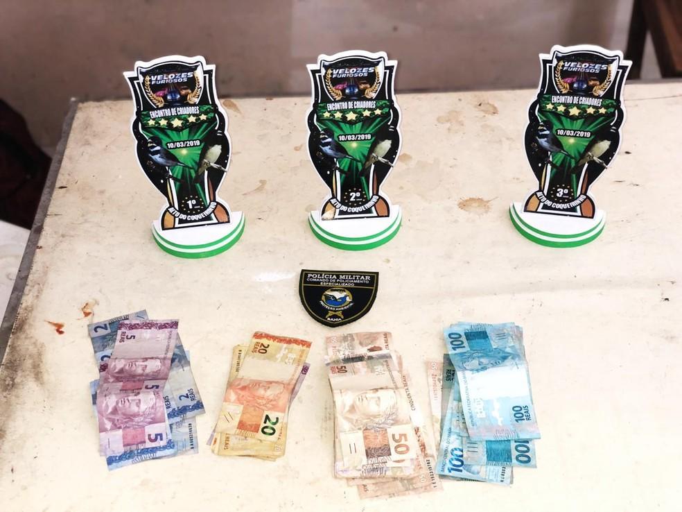 Torneio tinha premiação de R$ 2,2 mil — Foto: Divulgação/SSP-BA