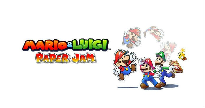 Mundos colidem em Mario & Luigi: Paper Jam (Foto: Divulgação/Nintendo)