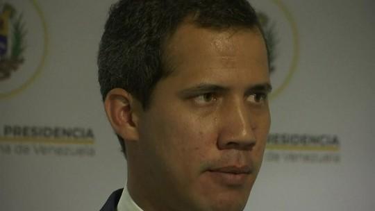 Guaidó diz que negociações com Maduro se esgotaram