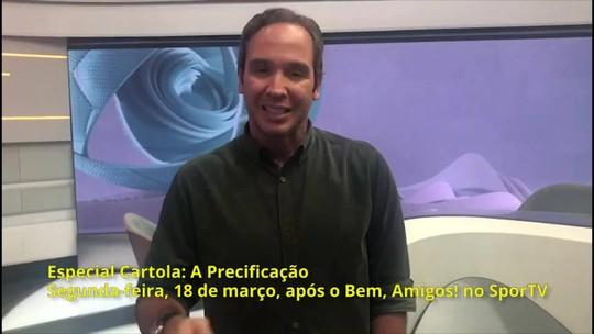 Bruno Henrique, do Flamengo, vence enquete e começa valendo C$ 10 no Cartola 2019