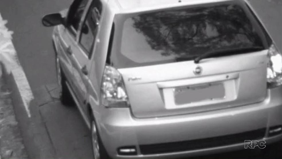 Carro de empresa de Maringá tem mais de R$ 2 milhões de multas  (Foto: Reprodução/RPC)