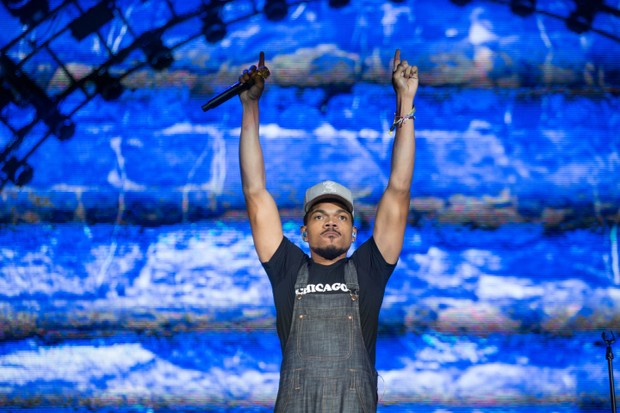Chance The Rapper (Foto: getty images)