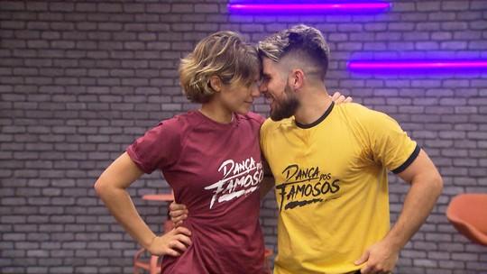 'Dança dos Famosos 2017': time feminino comenta expectativa para dançar forró