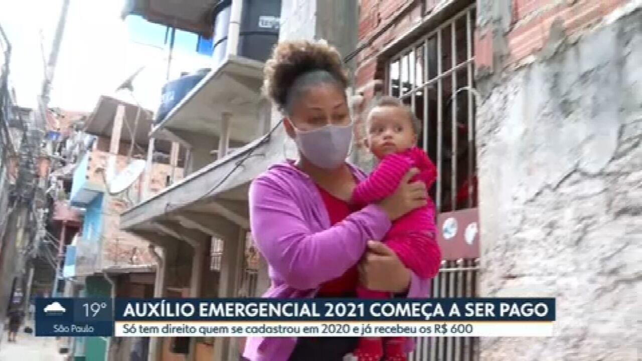 Auxílio Emergencial do Governo Federal começa a ser pago em todo o país