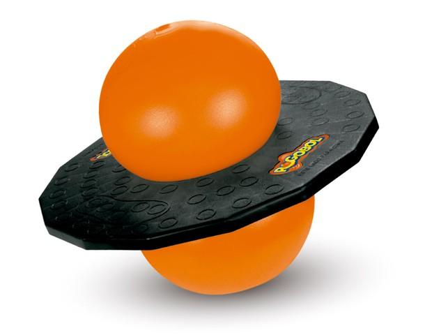 Pogobol, famoso brinquedo da Estrela, lançado nos anos 90 (Foto: Divulgação)