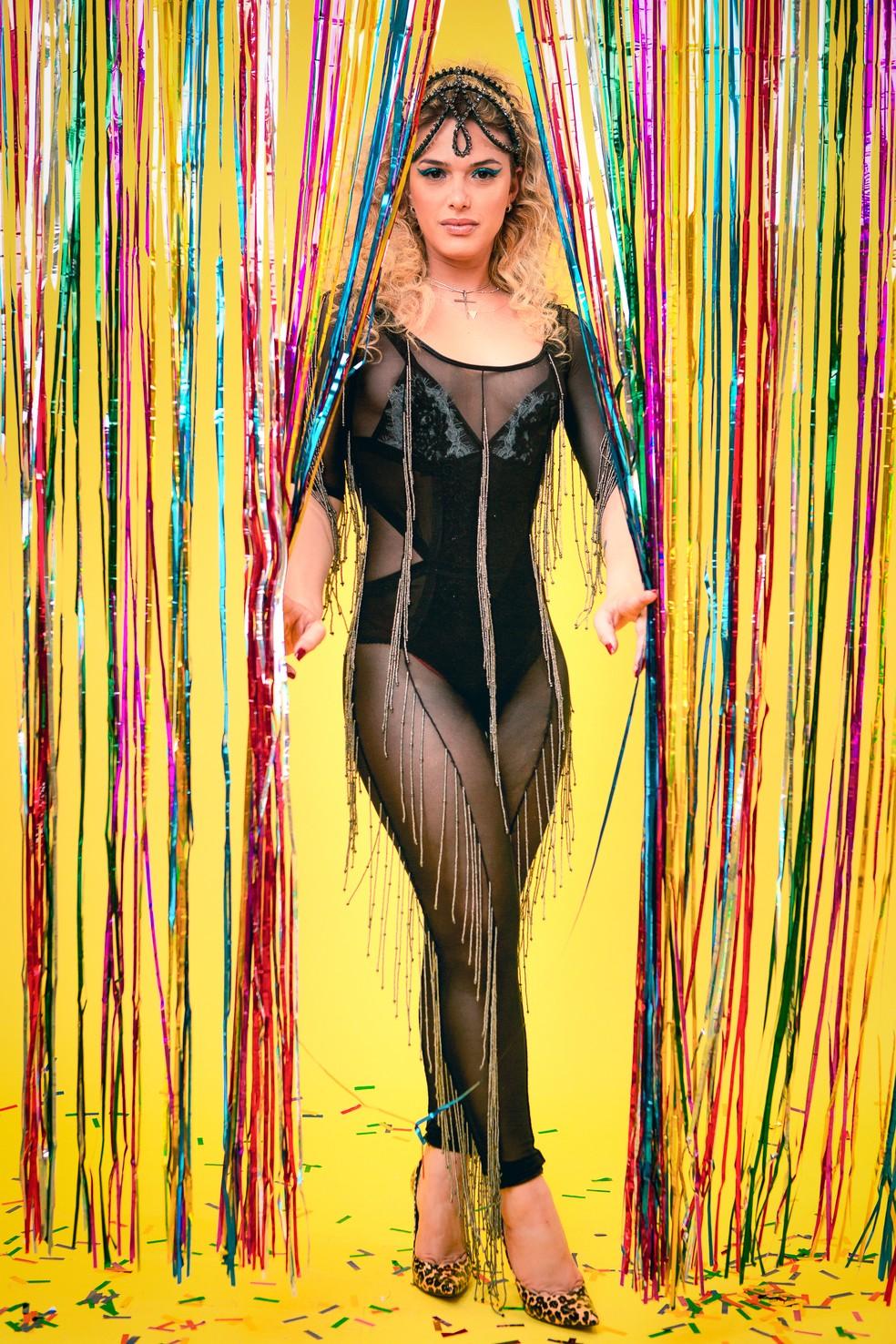 Glamour Garcia  — Foto: Fabiano Battaglin/Gshow