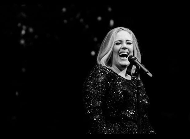Adele (Foto: Instagram/Reprodução)
