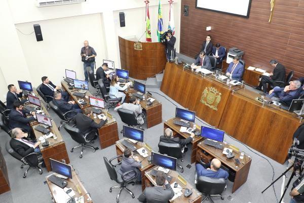 Câmara de Vereadores de Florianópolis elege nova Mesa Diretora