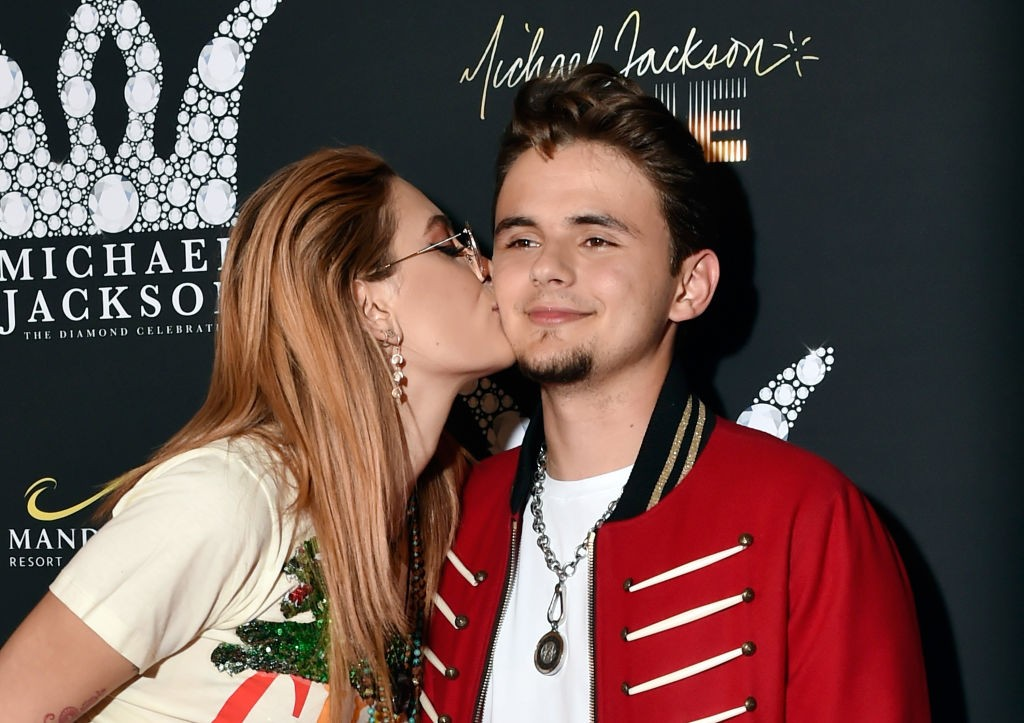 Paris e Prince Jackson (Foto: Getty Images)