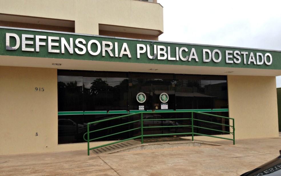Defensoria Pública do Estado de Rondônia lançou edital para seleção de estágio em vários cursos   — Foto: Hosana Morais/Rede Amazônica