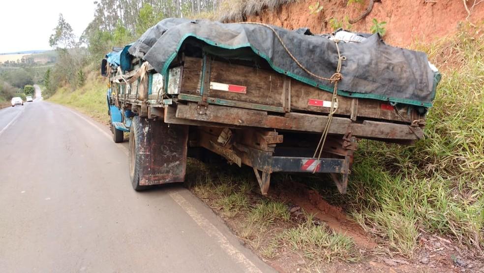 Mulher morre ao sofrer um acidente na rodovia em Buri (Foto: Arquivo Pessoal/José Carlos Rodrigues)