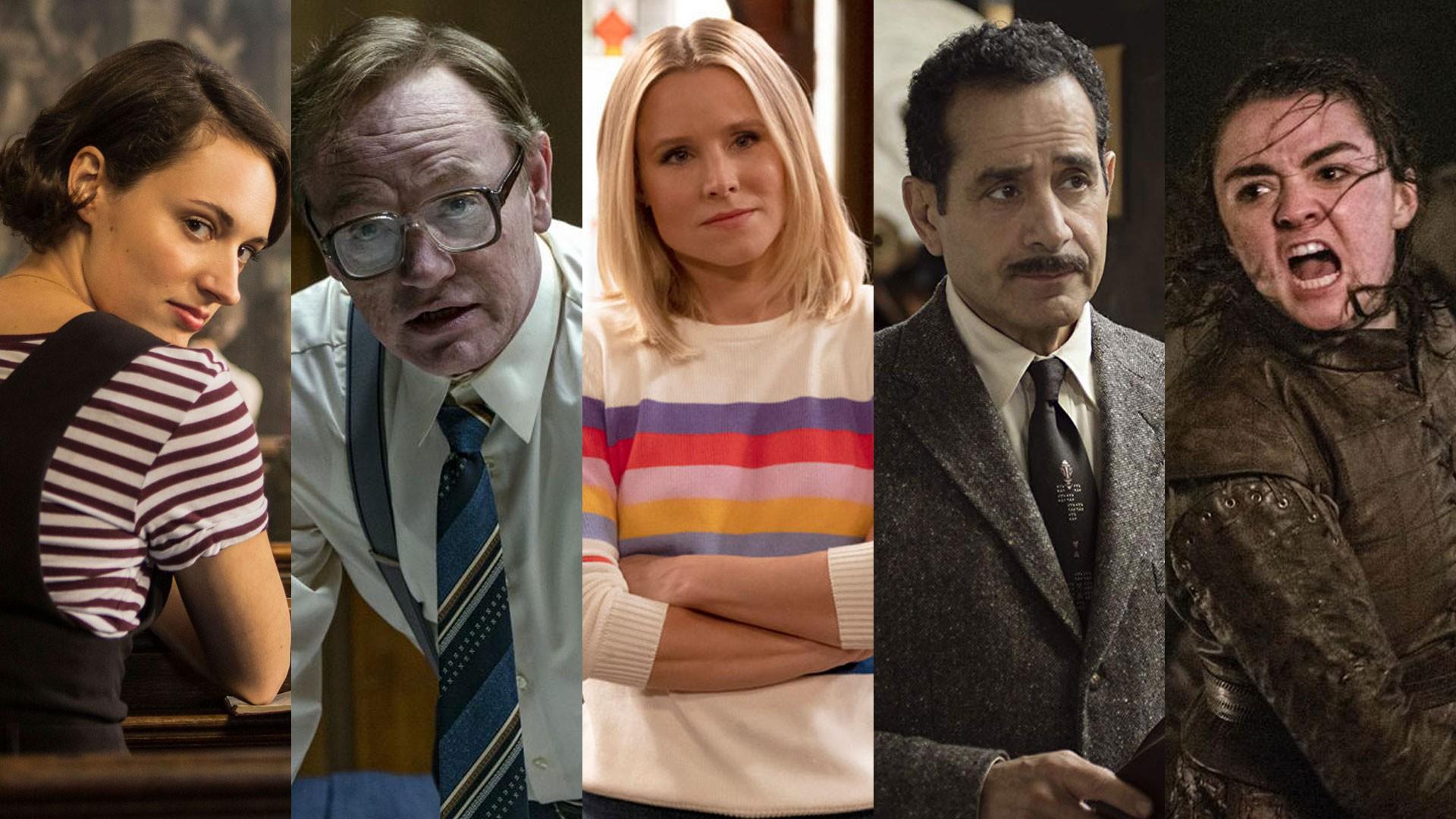 Emmy 2019 é neste domingo; veja quem são os favoritos e assista aos trailers de séries indicadas - Notícias - Plantão Diário