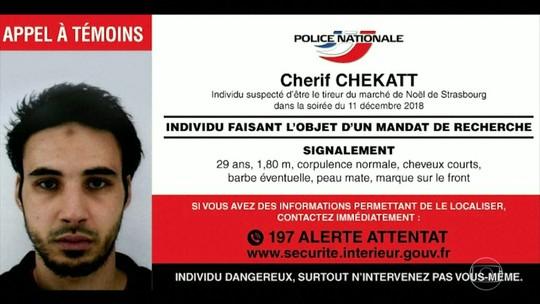 Polícia da França encontrou e matou o terrorista que matou 3 pessoas em Estrasburgo