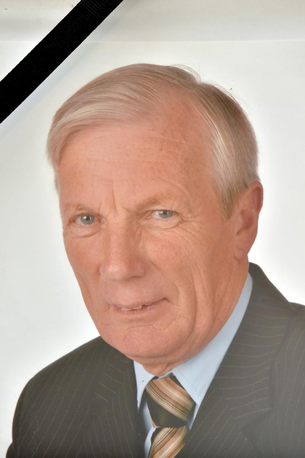 Alfred Gadenne, prefeito de Mouscron morto nesta segunda-feira (Foto: Eric Vidal/Reuters)
