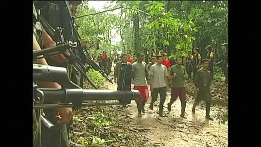 Procuradoria da Colômbia entrega relatório sobre crimes das Farc