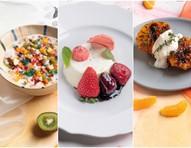 Fruteira em festa: 5 receitas de sobremesa com fruta