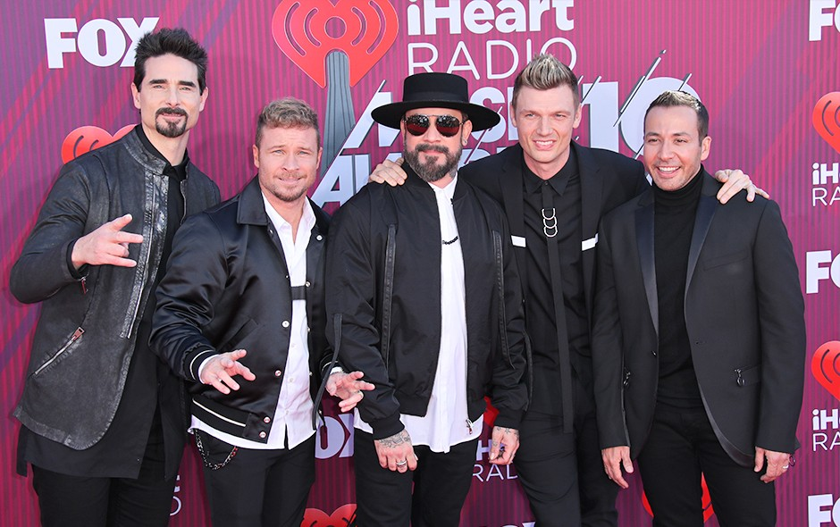 Backstreets Boys (Foto: Getty Images)