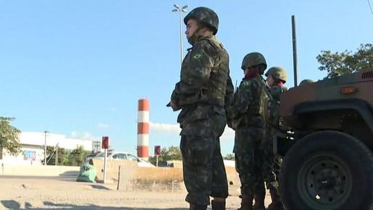 Exército admite que novas operações conjuntas no Rio dependem de liberação de verba