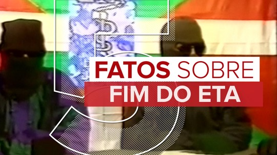 5 fatos sobre o fim do grupo separatista ETA