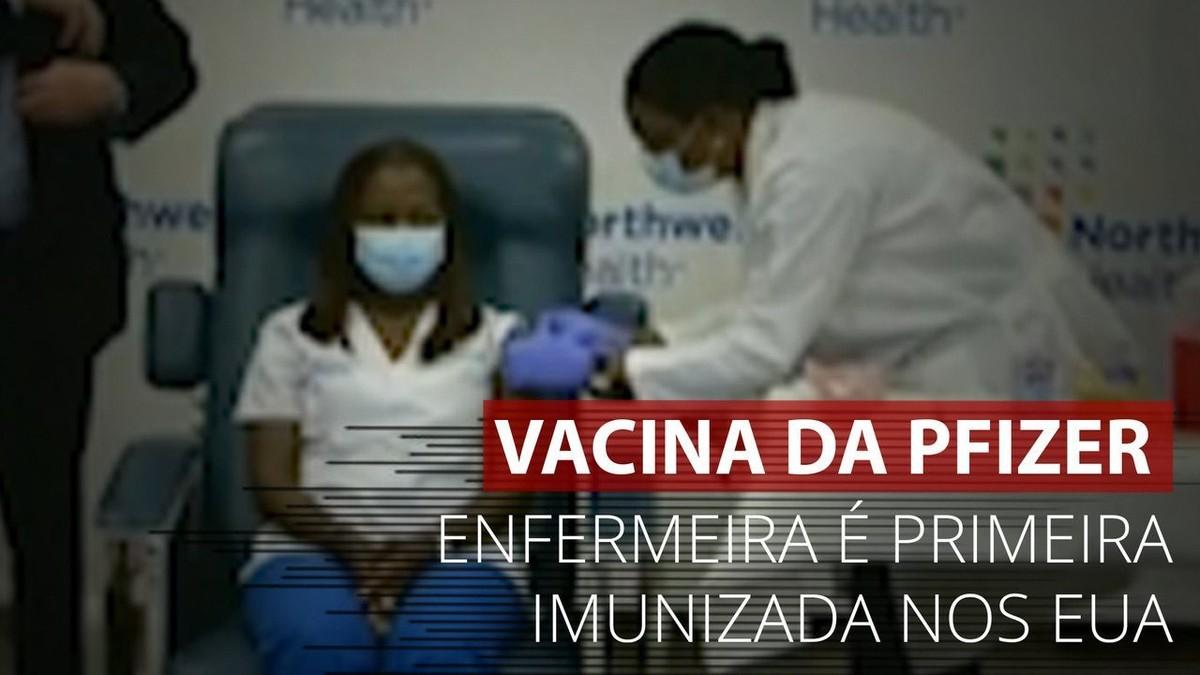 Covid-19 nos EUA: como funcionará a vacinação no país mais afetado no mundo - G1