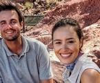 Max Fercondini e Amanda Richter | Reprodução