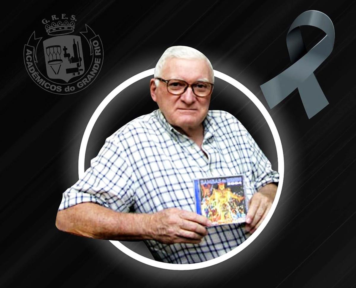 Zacarias Siqueira, produtor dos discos com sambas de enredo, morre no Rio aos 88 anos | Blog do Mauro Ferreira