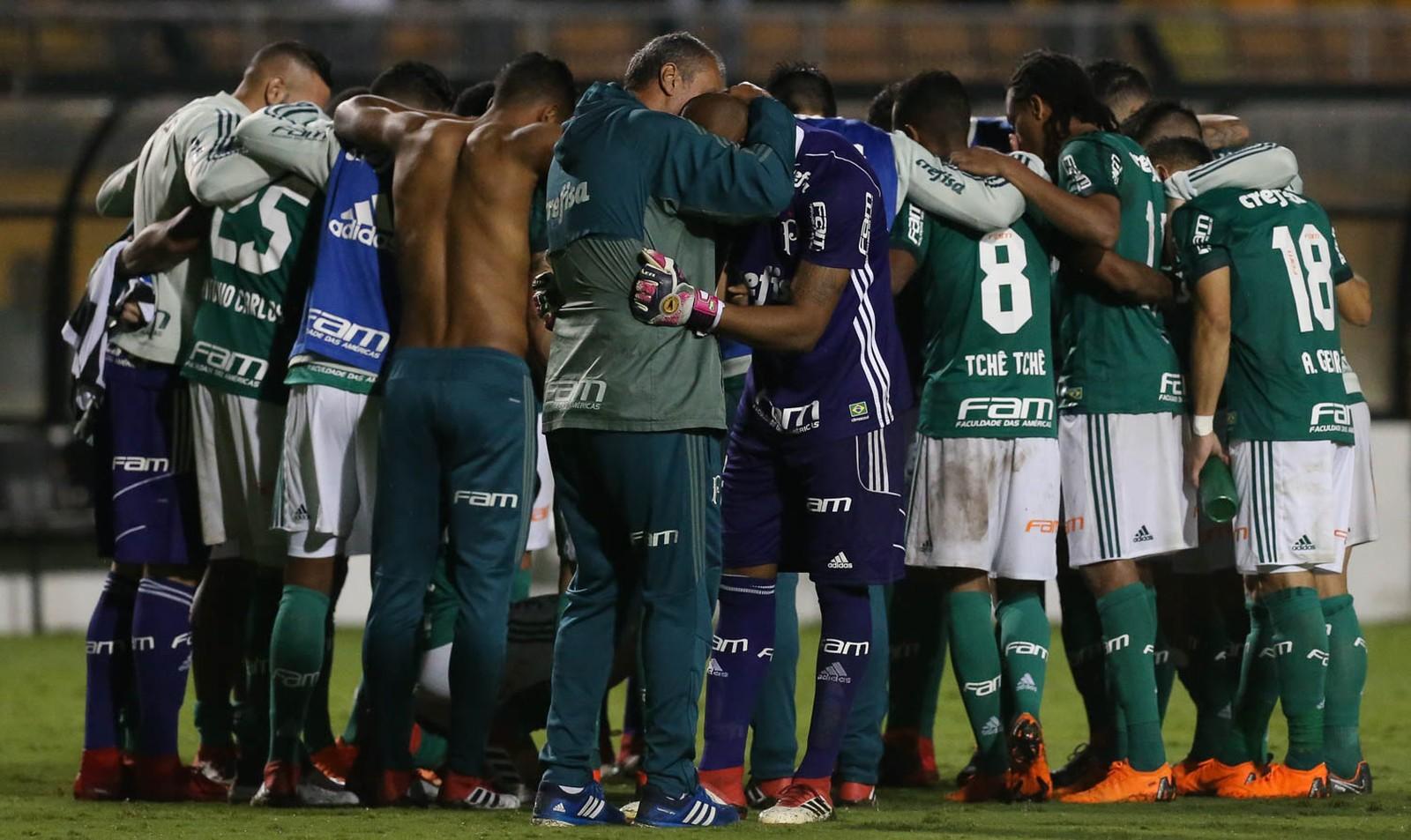 A temporada do Palmeiras até aqui em 2018 tem dois momentos distintos  quanto ao futebol jogado. Até a derrota para o Corinthians em Itaquera 117742f18c00f