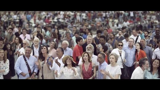 Veja a campanha de fim de ano da Globo para a chegada de 2018