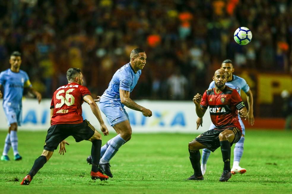 Jael voltou de lesão e disputou as duas últimas partidas (Foto: Lucas Uebel / Grêmio F.B.P.A.)