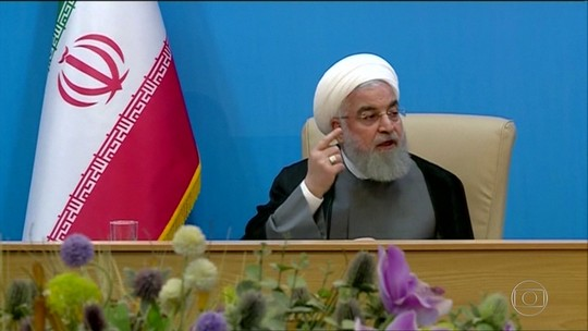 Líderes dos Estados Unidos e do Irã sobem o tom na guerra verbal