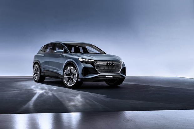 Audi Q4 e-tron  (Foto: Reprodução/Audi)