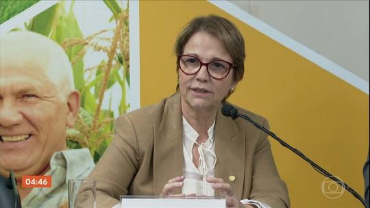 Ministra da Agricultura fala das consequências de acordo entre Mercosul e UE para o setor