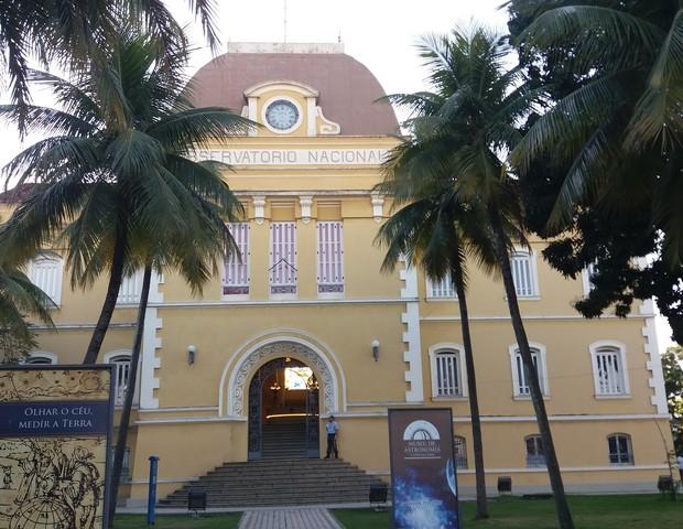 Museu de Astronomia e Ciências Afins (Foto: wikkimedia commons / NAMmc2)
