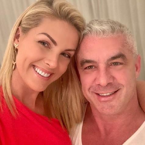 Ana Hickmann e o marido, Alexandre Correa (Foto: Reprodução)