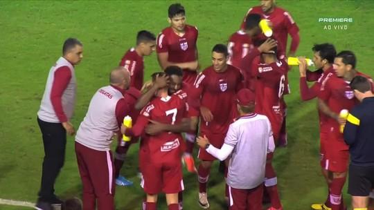 Desempenho do CRB no Brasileiro melhora após parada da Copa América; veja os números