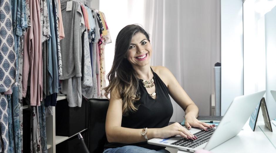 Mariana Mello, fundadora da Chic Sleep Pijamas (Foto: Jornal de Negócios do Sebrae-SP)
