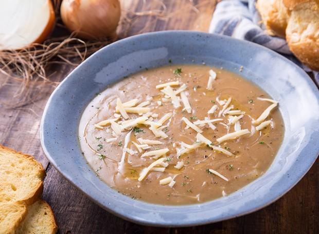 receita-de-sopa-de-cebola (Foto: Divulgação)