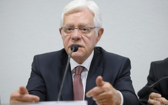 O ministro da Secretaria-Geral da Presidência da República, Moreira Franco (Foto: Jefferson Rudy/Agência Senado)