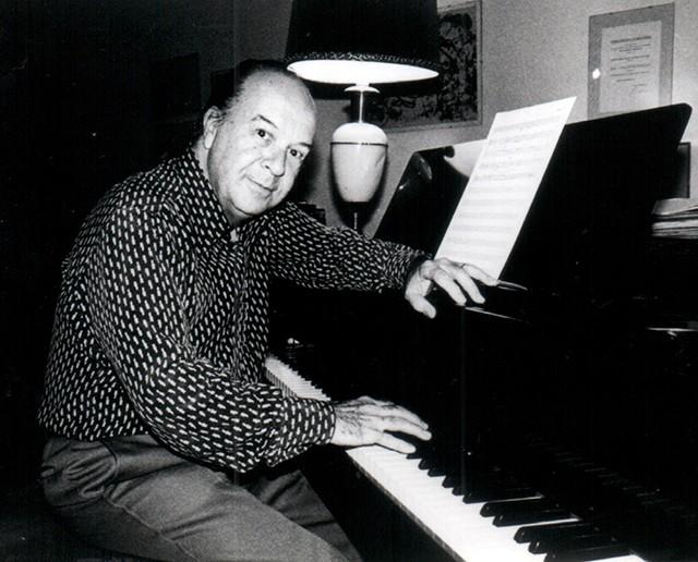 Disco com obra de Claudio Santoro para violino e piano inclui peças inéditas do compositor erudito