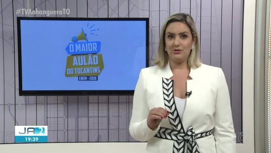 Inscrições para Aulão da TV Anhanguera começaram hoje; saiba como paticipar