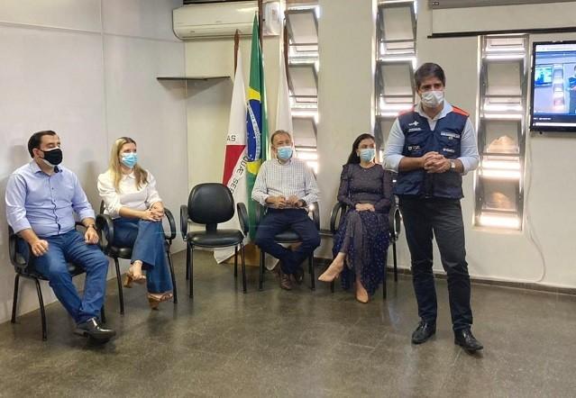 Programa 'Saúde em Rede' é apresentado aos municípios da microrregião de Frutal e Iturama