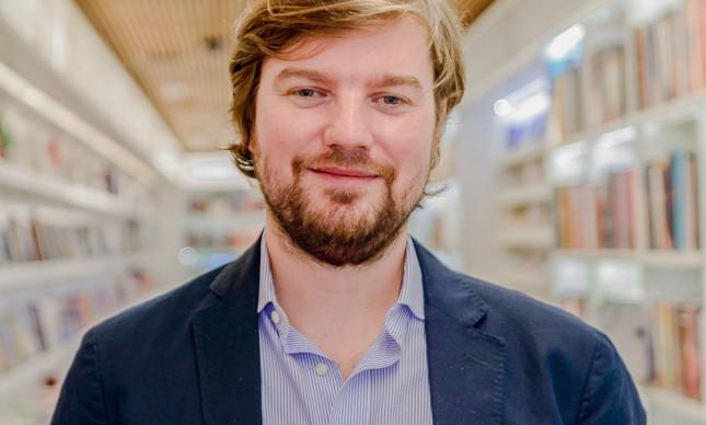 Grégoire Balasko Orélio, diretor de operações da Loggi