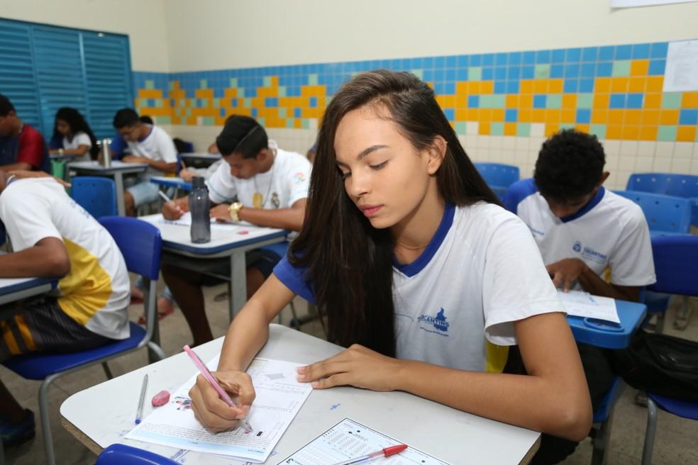 Aulas vão começar no dia 21 de janeiro — Foto: Elias Oliveira/Governo do Tocantins