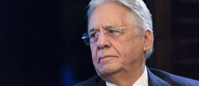 FHC (Foto: Leo Martins/ Agência O Globo)