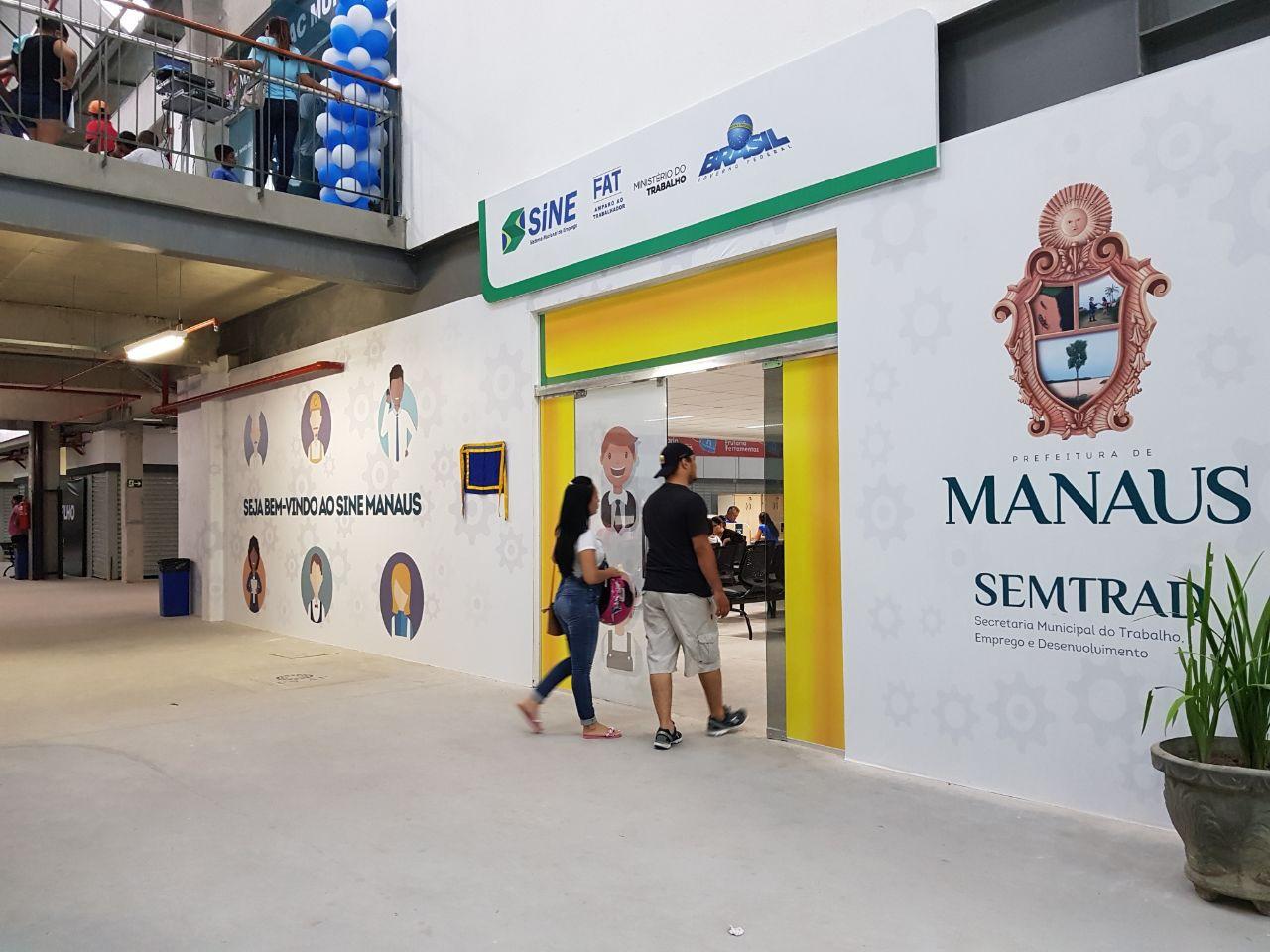 Sine Manaus seleciona candidatos para 66 vagas de emprego nesta quarta-feira (13) - Notícias - Plantão Diário