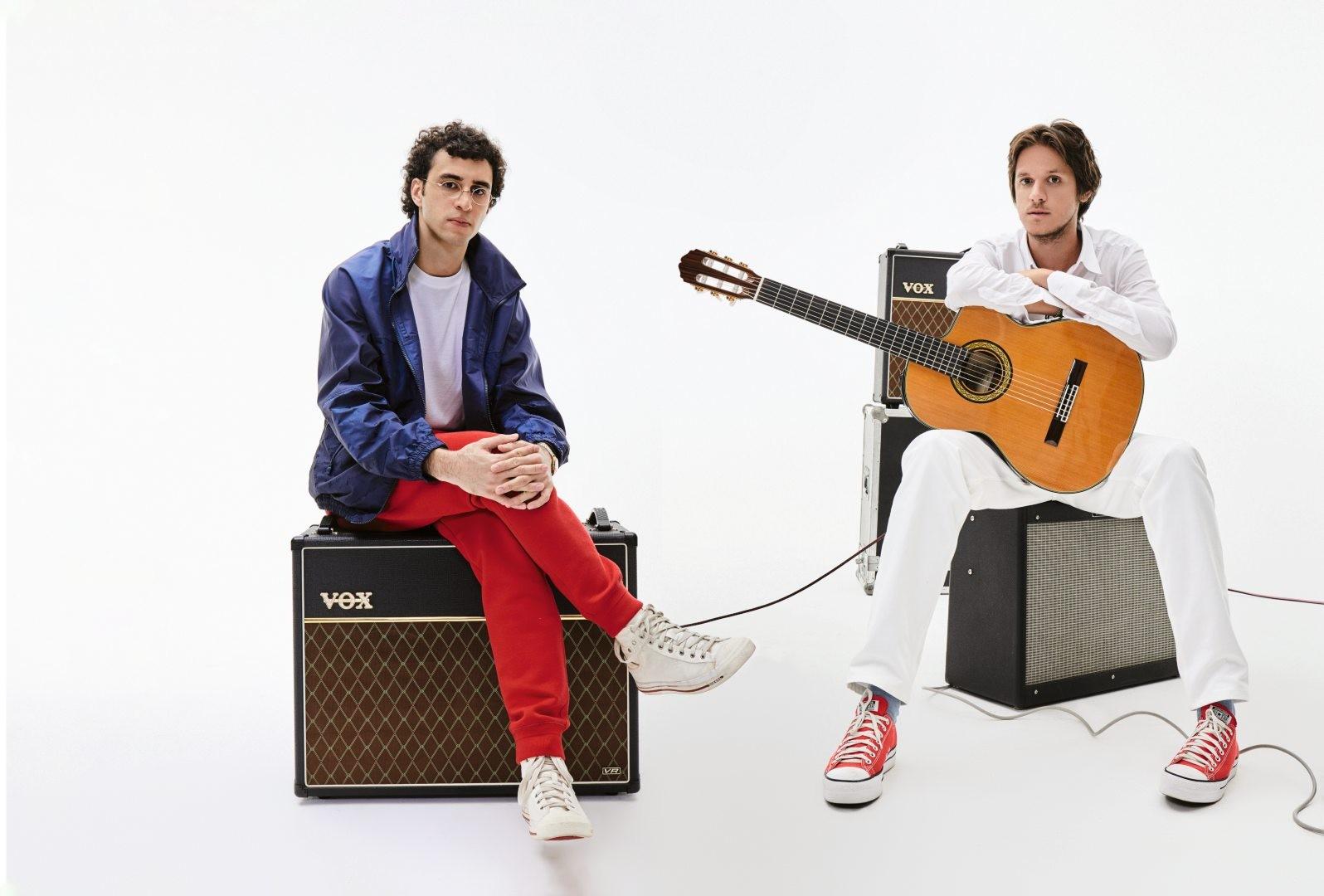 Zeca Veloso e Rubel, novos nomes da música brasileira surgidos das redes sociais (Foto: Pedro Loreto)