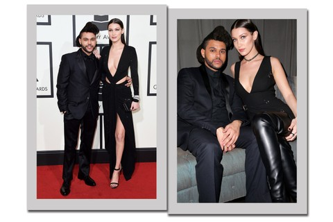The Weeknd e Bella Hadid