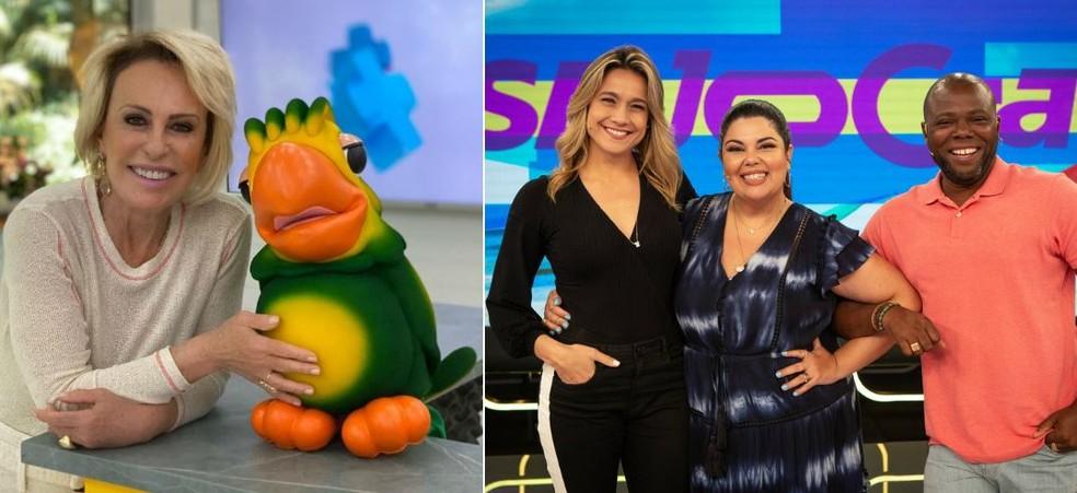 Globo Altera Programacao Para Aumentar Espaco De Informacoes Sobre O Coronavirus Mais Voce Gshow