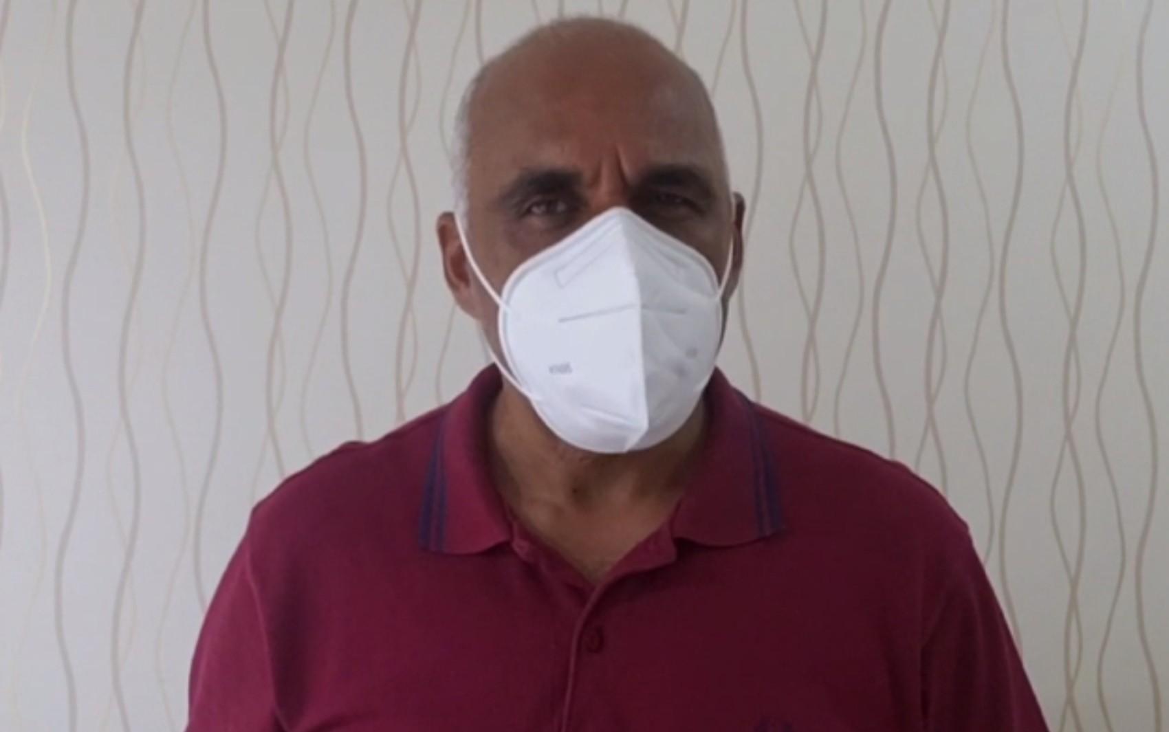 Vice de Maguito Vilela na disputa à Prefeitura de Goiânia também está com coronavírus